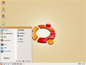 Ubuntu XP电脑主题