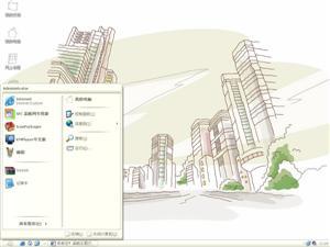 韩式手绘电脑主题