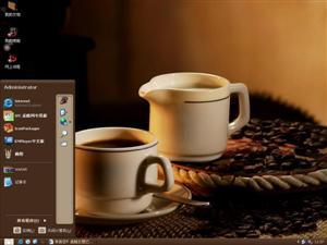香浓咖啡电脑主题