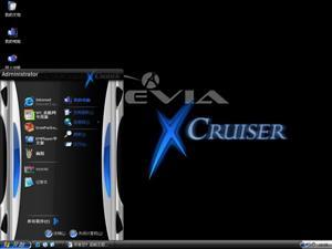 Apevia X-Cruiser电脑主题