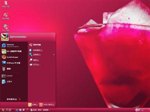 Cherry电脑主题