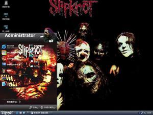 Slipknot乐队电脑主题