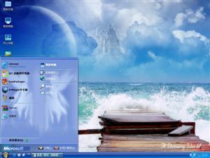 梦想世界电脑主题