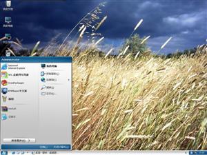 Lamina Blue电脑主题