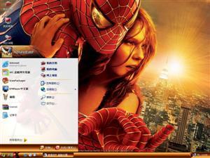 蜘蛛侠Ⅳ电脑主题