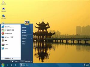 亚洲特色风光电脑主题