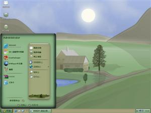 乡间风景电脑主题