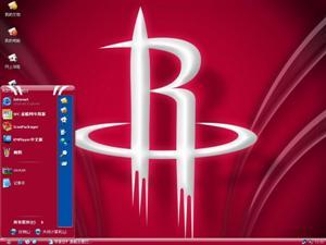 NBA火箭队电脑主题