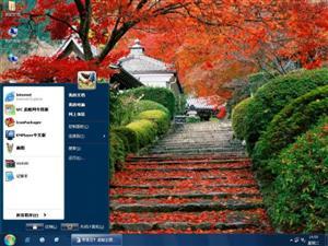 日本特色风光电脑主题