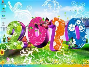 新年快乐电脑主题