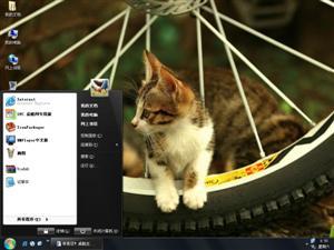 猫电脑主题