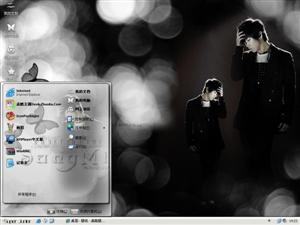 Super Junior-李晟敏电脑主题