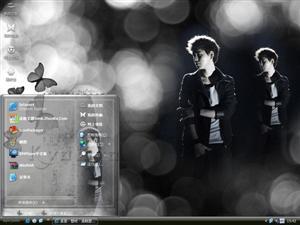 Super Junior-金希澈电脑主题