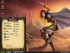 魔兽世界游戏电脑主题