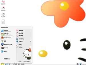 凯蒂猫电脑主题