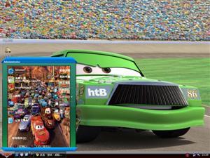 汽车总动员电影电脑主题