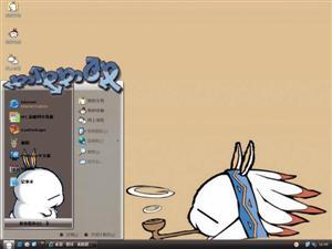 流氓兔电脑主题