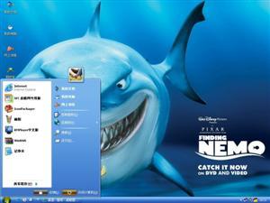 海底总动员电脑主题