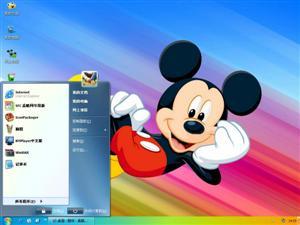 米奇老鼠Ⅱ电脑主题