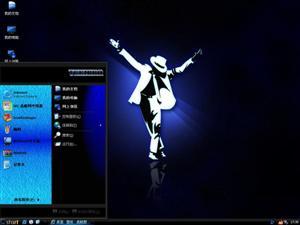 Michael Jackson(杰克逊)电脑主题