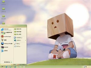 小盒子Ⅴ电脑主题