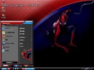 蜘蛛侠Ⅴ电脑主题
