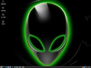 AlienWare电脑主题