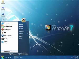 Windows Seven电脑主题