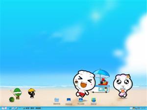 清凉夏日Ⅱ电脑主题