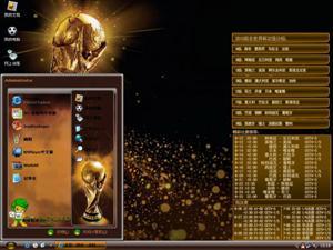 2010南非世界杯电脑主题