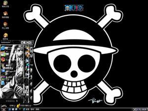 海贼王Ⅹ电脑主题