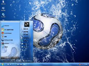 团队之星足球电脑主题