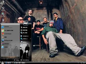 林肯公园(Linkin Park)电脑主题