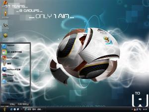 2010世界杯电脑主题