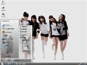 Wonder Girls电脑主题