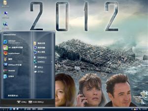 2012电影电脑主题