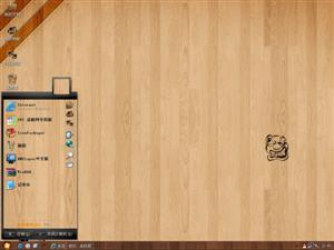 木质Ⅱ电脑主题