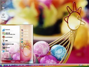2010复活节电脑主题