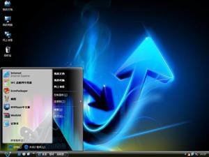 金山毒霸2011电脑主题