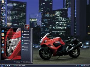Suzuki Hayabusa电脑主题