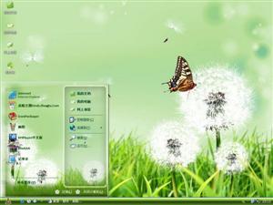 蝶舞电脑主题