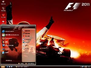 F1 2011电脑主题