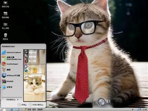 猫博士电脑主题