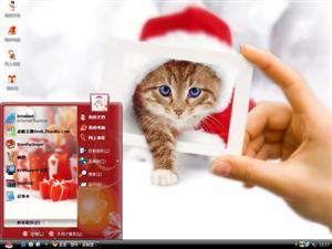 又到圣诞电脑主题