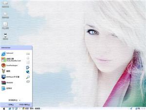 Mac特色美女电脑主题