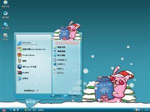 冷兔电脑主题