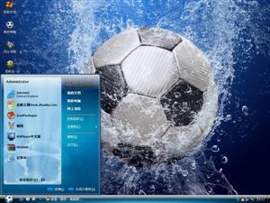 实况足球2011电脑主题