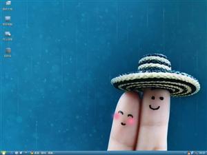 指间的爱情电脑主题