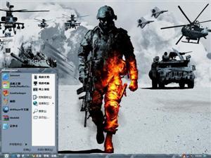 战地3游戏电脑主题