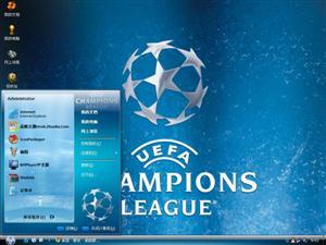 欧洲冠军联赛电脑主题